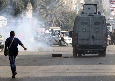 Πέντε νεκροί σε επίθεση εναντίον σημείου αστυνομικού ελέγχου στην Αίγυπτο