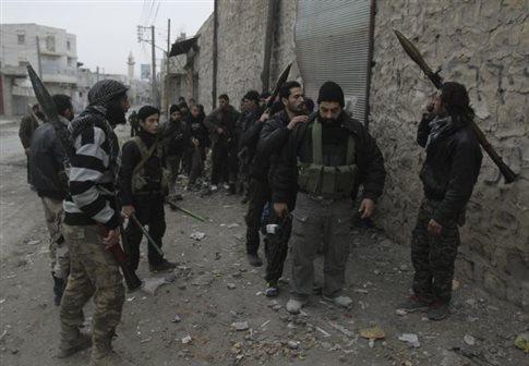 H Αλ Κάιντα απευθύνει «μήνυμα ενότητας» στις ένοπλες ομάδες στη Συρία