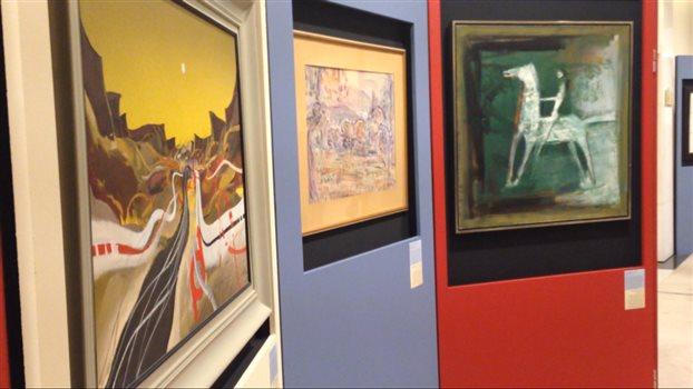 Έκθεση ελληνικών έργων τέχνης στο Ευρωπαϊκό Κοινοβούλιο