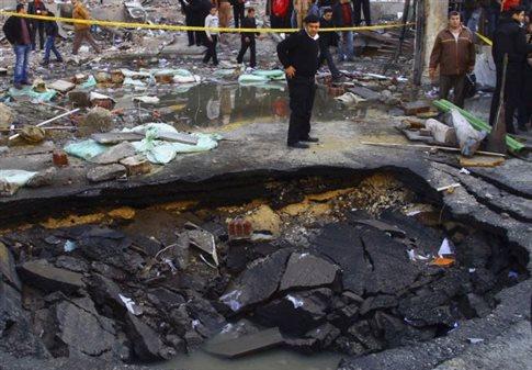 EE και ΗΠΑ καταδικάζουν τις επιθέσεις στην Αίγυπτο