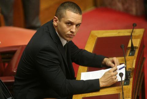 Κασιδιάρης: Θα είμαι υποψήφιος δήμαρχος Αθηναίων ακόμη και μέσα από τη φυλακή