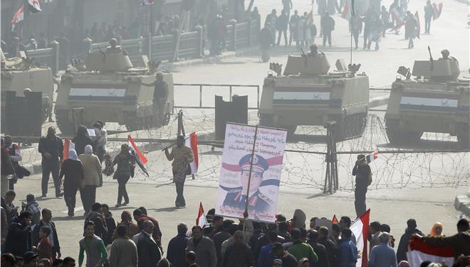 Αίγυπτος: Στους 29 οι νεκροί απο αστυνομικά πυρά κατά τη διάρκεια διαδηλώσεων