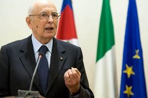 Ναπολιτάνο: «Ελεεινές» οι επιθέσεις κατά της εβραϊκής κοινότητας στη Ρώμη