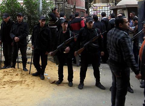 Αίγυπτος: Ενοπλοι σκότωσαν αξιωματούχο του υπ. Εσωτερικών
