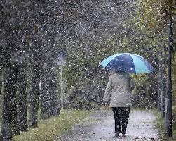 Πυκνή χιονόπτωση στα ορεινά του νομού Τρικάλων