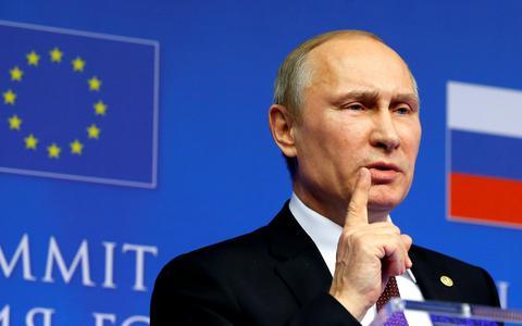 Πούτιν: Τι θα έκανε η ΕΕ αν έβλεπε τον Ρώσο ΥΠΕΞ σε διαδηλώσεις στην Ελλάδα;
