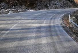 Δυο τρακαρίσματα σήμερα στα Τρίκαλα λόγω πάγου