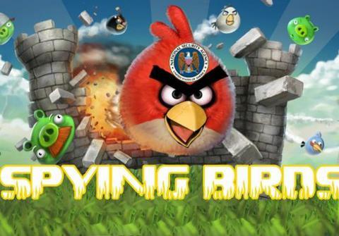Επίθεση χάκερ στην ιστοσελίδα των Angry Birds