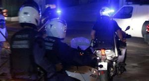 Μεγάλη αστυνομική επιχείρηση στο Βαρούσι με συλλήψεις