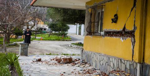 Κεφαλονιά: Σοβαρές ζημιές στο 5% των σπιτιών