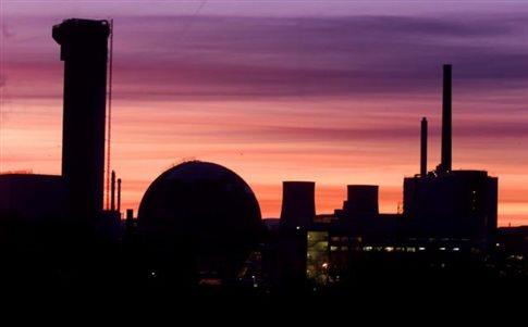 Αυξημένα επίπεδα ραδιενέργειας σε πυρηνική μονάδα στη βόρεια Βρετανία
