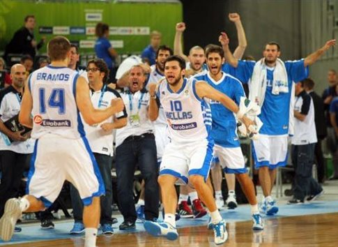 Wild… thing, η Ελλάδα στο Μουντομπάσκετ με wild card