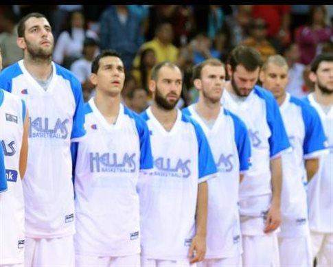 Στο 6ο γκρουπ δυναμικότητας η Ελλάδα εν όψει της κλήρωσης του Μουντομπάσκετ