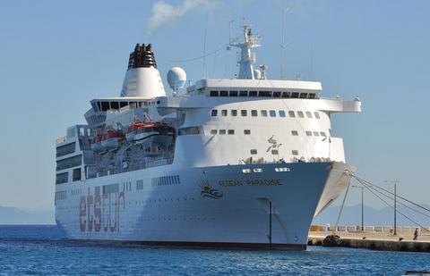 Στο Ληξούρι κρουαζιερόπλοιο για φιλοξενία πληγέντων
