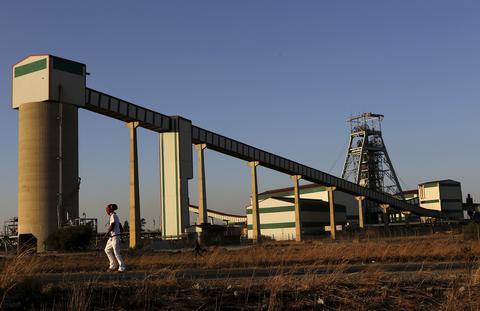 Ν. Αφρική: 9 χρυσωρύχοι αγνοούνται μετά από πτώση βράχου