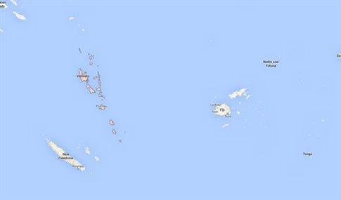 Σεισμός 6,7 βαθμών στο αρχιπέλαγος Βανουάτου