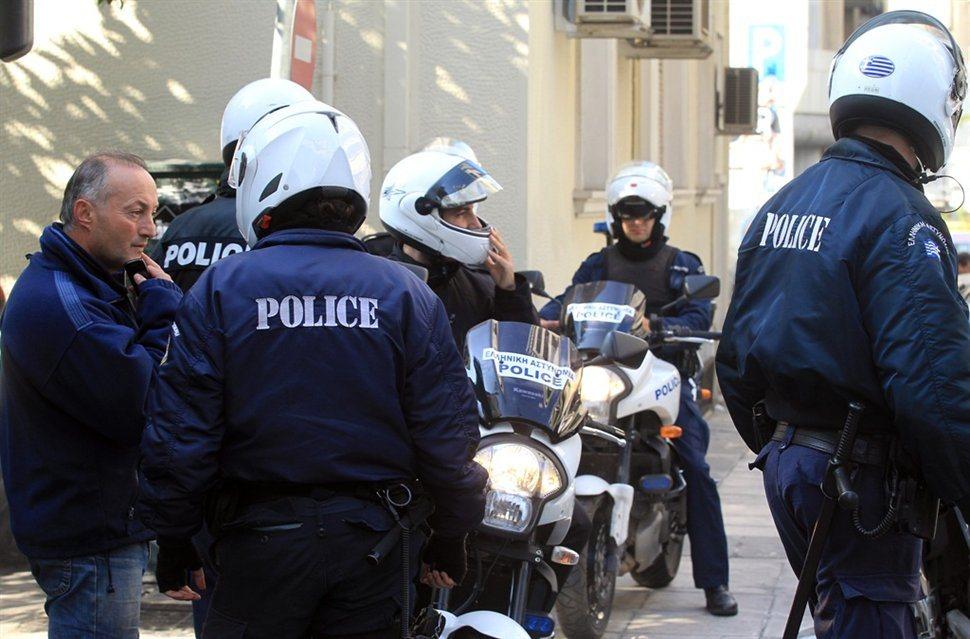Μεγάλη αστυνομική επιχείρηση στον Κορυδαλλό Καλαμπάκας