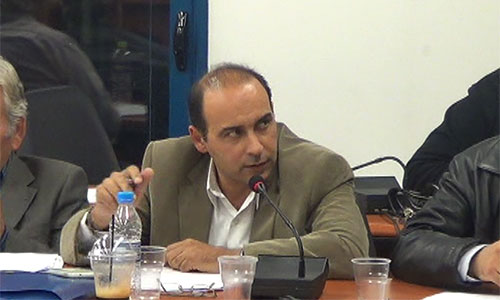 Παραιτήθηκε ο αντιδήμαρχος Αλμυρού Δημ. Τσούτσας