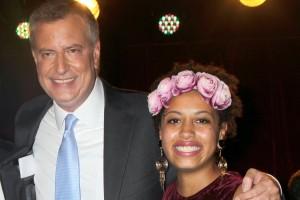 Επικεφαλής των ταμείων της Νέας Υόρκης διόρισε τη σύζυγό του ο Ντε Μπλάζιο