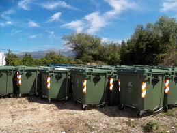 500 νέοι κάδοι απορριμμάτων σε Τρίκαλα και Καρδίτσα