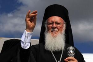 Μήνυμα συμπαράστασης του Οικουμενικού Πατριάρχη στους Κεφαλονίτες