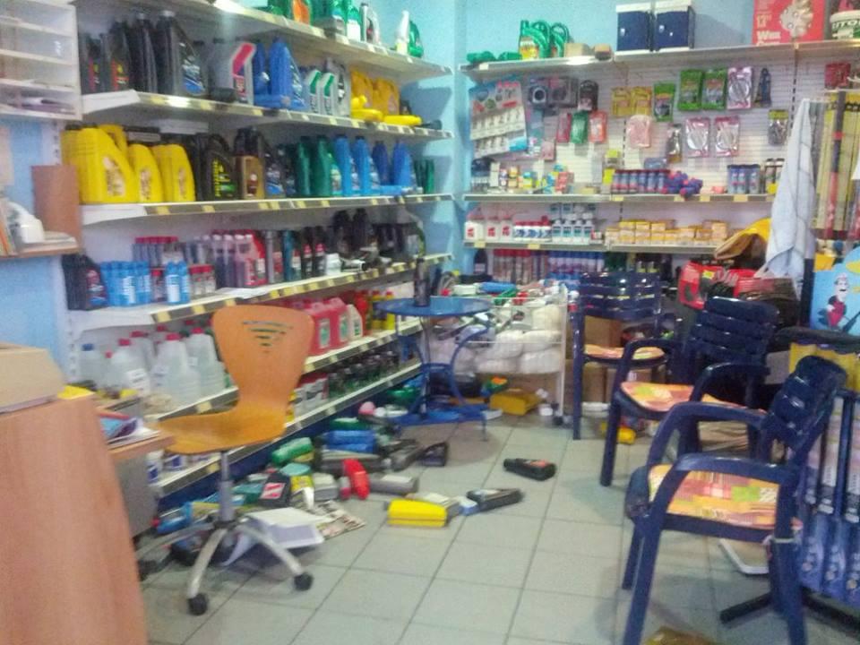 Δεν φτάνει ο σεισμός, έχουν και διαρρήξεις στην Κεφαλονιά