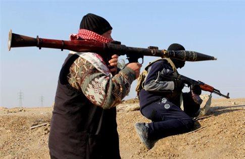 Σχεδόν 300.000 εκτοπισμένοι λόγω της προέλασης τζιχαντιστών στο Ιράκ