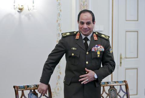 Στήριξη Πούτιν στον στρατάρχη Σίσι για την προεδρία της Αιγύπτου