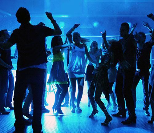 Μαθητικό πάρτυ το Σαββατόβραδο