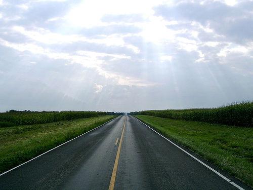 Νέος δρόμος από τον Κίσσαβο στην Αγιά