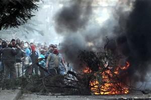 Νέες συγκρούσεις στην Αίγυπτο με δύο νεκρούς