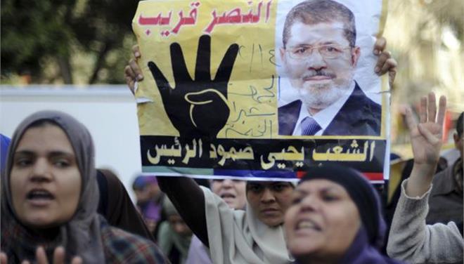 Αίγυπτoς: Αναβλήθηκε για τις 23 Φεβρουαρίου η δίκη του Μόρσι