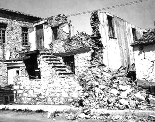 ΓΡΗΓΟΡΗΣ ΚΑΡΤΑΠΑΝΗΣ:Σεισμοί στην περιοχή του Βόλου (Μέρος α')