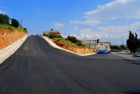 Σε φάση ολοκλήρωσης οι περιφερειακοί δρόμοι