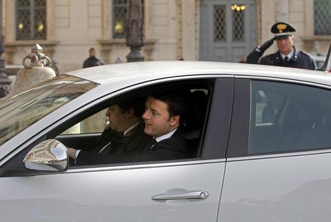 Νέος πρωθυπουργός της Ιταλίας ο Ματέο Ρέντσι