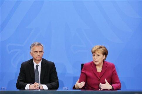 Συνομιλίες ΕΕ - Ελβετίας προτείνει η Μέρκελ μετά το δημοψήφισμα
