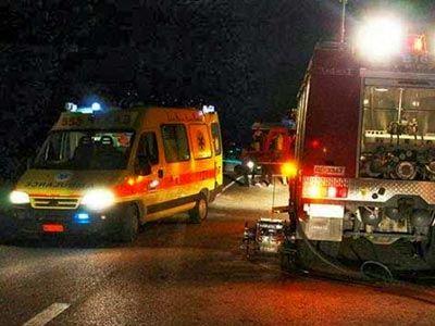 Τρίκαλα: Απανθρακώθηκε οδηγός αυτοκινήτου μετά από τροχαίο