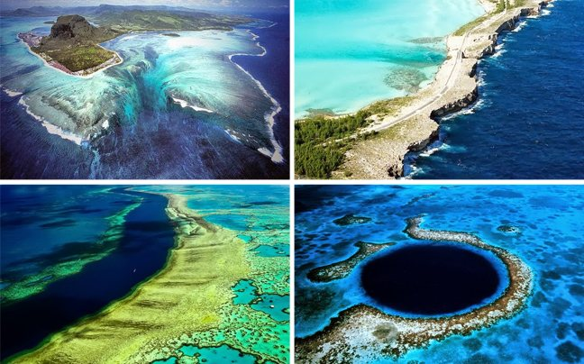 Η άγρια ομορφιά των ωκεανών