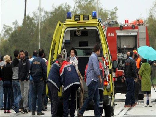 Αυτοκίνητο παρέσυρε και σκότωσε 69χρονη πεζή στη Λάρισα