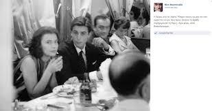 Οταν η Τζένη Καρέζη φλέρταρε τον Αλέν Ντελόν -Μια φωτογραφία ντοκουμέντο [εικόνες]