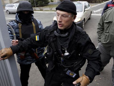 Ουκρανία: Τελείωσαν τις ειδικές δυνάμεις «Μπερκούτ»