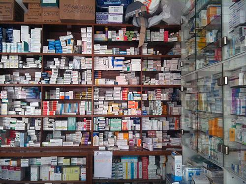 Κοινωνικό Φαρμακείο στο Βελεστίνο