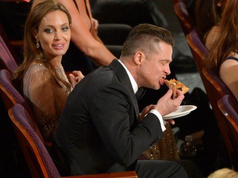 Πίτσα στα βραβεία Οσκαρ
