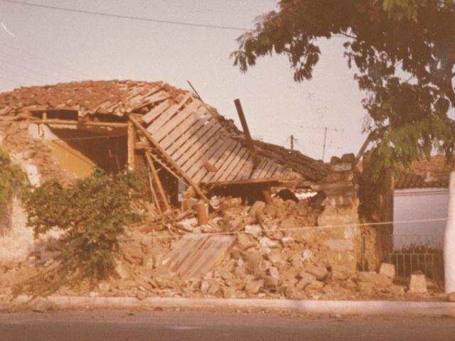 ΓΡΗΓΟΡΗΣ ΚΑΡΤΑΠΑΝΗΣ: Σεισμοί στην περιοχή του Βόλου στα 1905