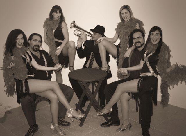 Παραστάσεις μιούζικαλ «Jazzville»