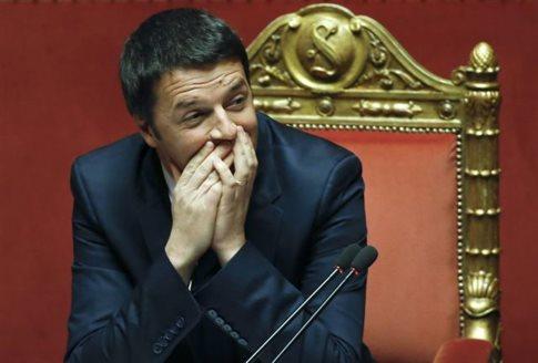 Αναβάλλει η κυβέρνηση Ρέντσι την αλλαγή εκλογικού νόμου στην Ιταλία