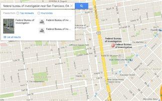 Το Google Maps στην υπηρεσία κατασκοπείας των Μυστικών Υπηρεσιών των ΗΠΑ