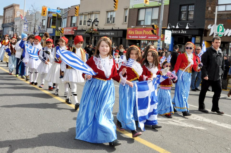 Μήνας ελληνικού πολιτισμού για όλα τα σχολεία του Τορόντο, ο Μάρτιος