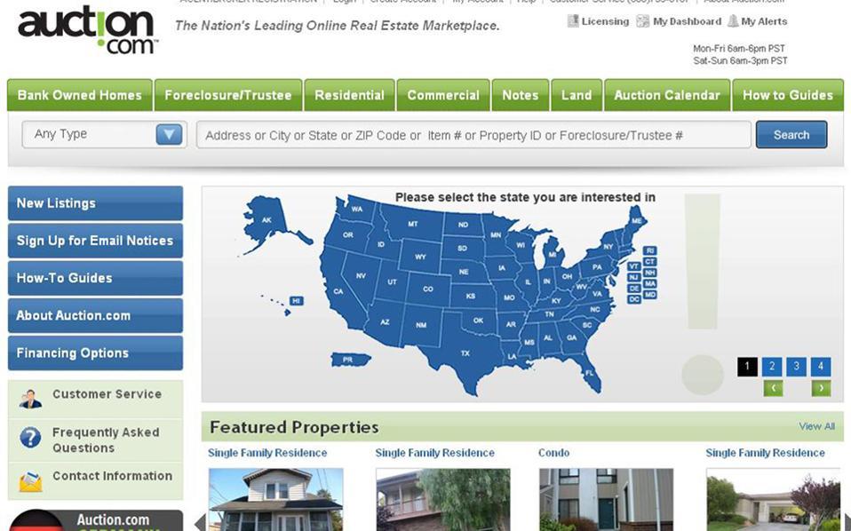 Η Google εισβάλει στο ιντερνετικό real estate