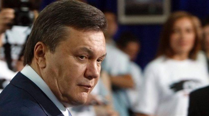 Ρωσικός τύπος: Σε σοβαρή κατάσταση ο Βίκτορ Γιανουκόβιτς -Υπέστη καρδιακή προσβολή